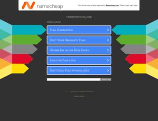 halamansatu.net screenshot