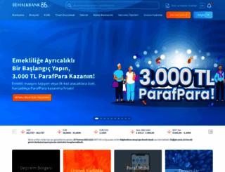 halkbank.com.tr screenshot
