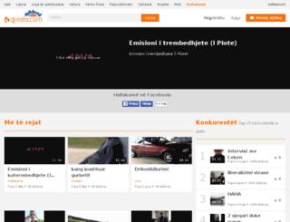 hallakame.gjirafa.com screenshot