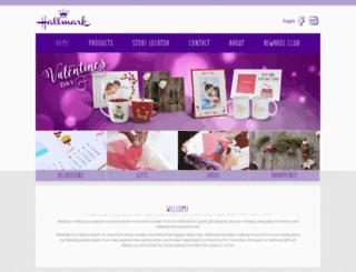hallmarkgcc.com screenshot