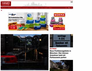 hallo-muenchen.de screenshot