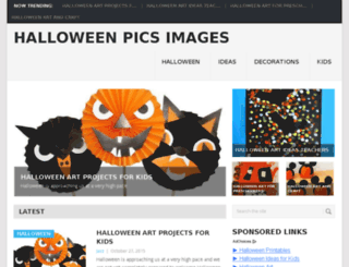 halloweenpicsimages.com screenshot