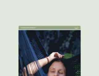 hamacamundo.fi screenshot