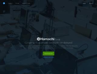 hamachi.cc screenshot