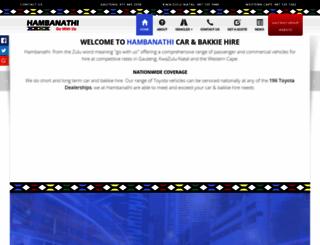 hambanathi.com screenshot