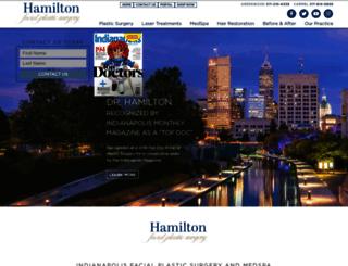 hamiltonfps.com screenshot