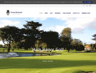 hammanor.co.uk screenshot