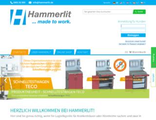 hammerlit.de screenshot