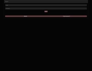 hammerstorm.org screenshot