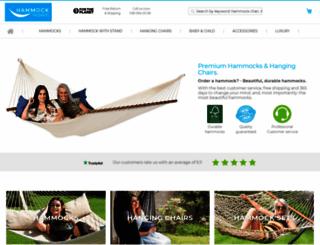 hammockheaven.co.uk screenshot