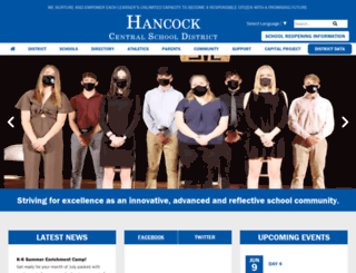 hancock.stier.org screenshot