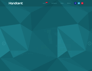 handcent.com screenshot