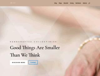handcraftedcollectibles.com screenshot