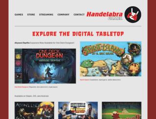 handelabra.com screenshot
