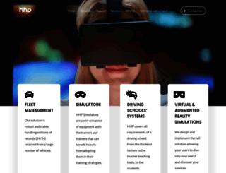 handheldspro.com screenshot