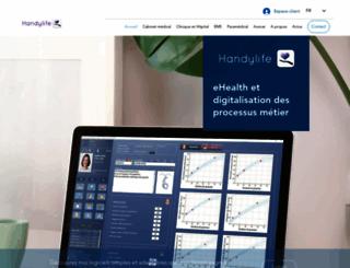 handylife.com screenshot