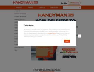 handyman.com.ph screenshot