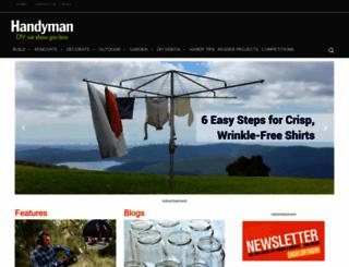 handyman.net.au screenshot