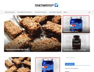 hangisupplement.com screenshot