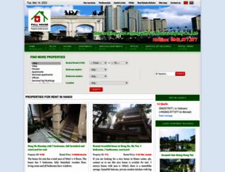 hanoifullhouse.com screenshot