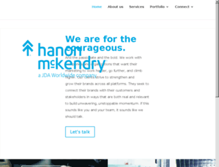 hanon-mckendry.com screenshot