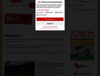 hansestadt-aktuell.de screenshot