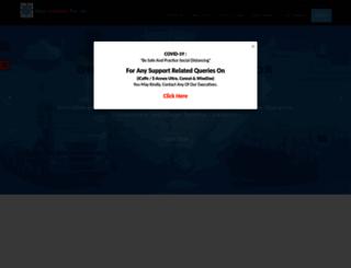 hansinfomatic.com screenshot