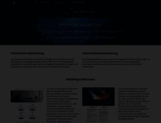hansteinmedia.com screenshot