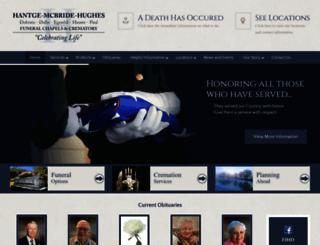 hantge.com screenshot