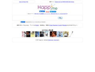 happ.me screenshot