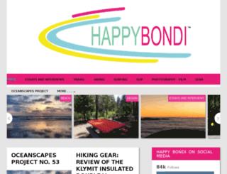 happybondi.com screenshot