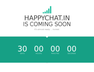 happychat.in screenshot