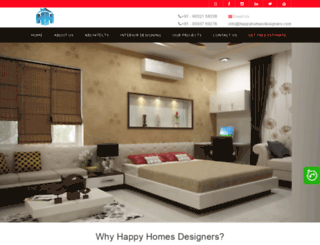 happyhomesdesigners.com screenshot