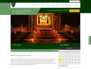 happyhoursschool.org screenshot