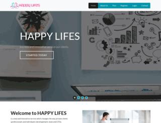 happylifes.biz screenshot