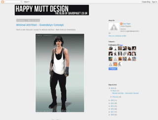 happymuttdesign.blogspot.co.uk screenshot