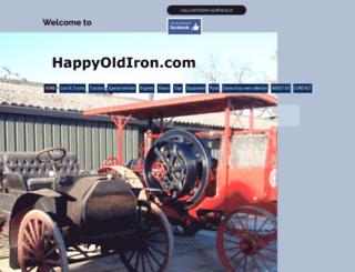 happyoldiron.com screenshot