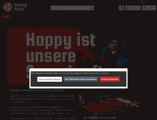 happyparts.de screenshot