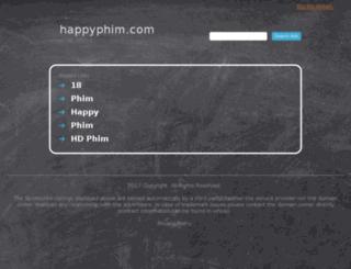 happyphim.com screenshot