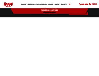 happytrailersales.net screenshot