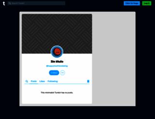 happytreefriendsblog.tumblr.com screenshot