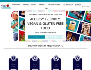 happytummies.com.au screenshot