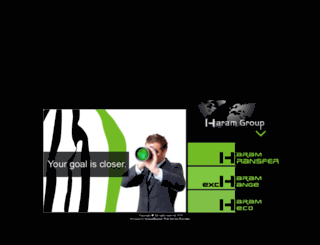 haram-group.com screenshot