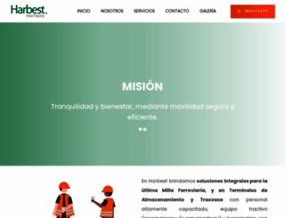 harbestp.com screenshot