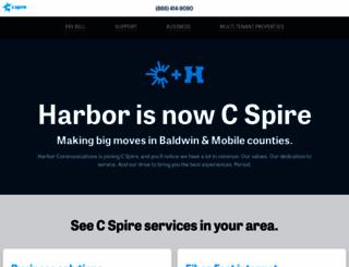 harborcom.com screenshot