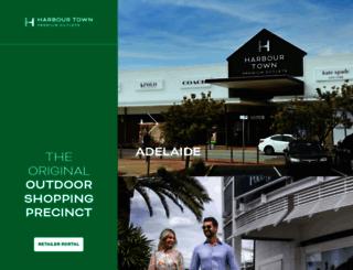 harbourtown.com.au screenshot