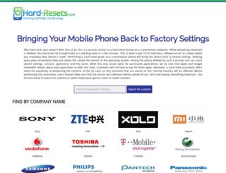 hard-resets.com screenshot
