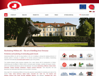 hardenberg-wilthen.de screenshot