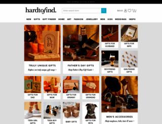 hardtofind.com.au screenshot