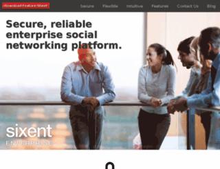 hariomgvt.sixent.com screenshot